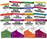 Le nuove Carte Escursionistiche 1:25000 del VCO curate dalle Sezioni Est Monte Rosa del Club Alpino Italiano