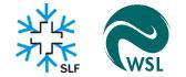 WSL SLF Bollettino valanghe e situazione nivologica per la Svizzera